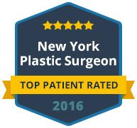 Top Patient Rated New York Plastic Surgeon 2016