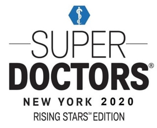 Logo Super Doctors New York 2020 Rising Stars Edition