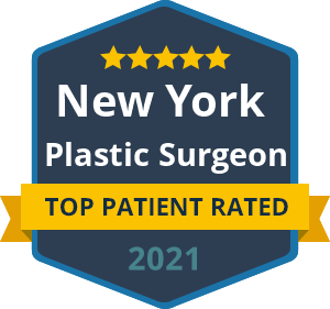 Top Patient Rated New York Plastic Surgeon 2021