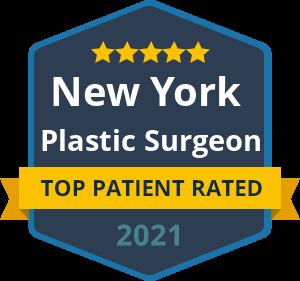 Top Patient Rated New York Plastic Surgeon 2021